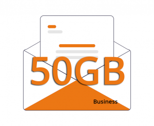 Casella Email Business 50gb