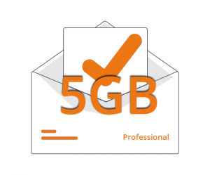 Casella Email Professional 5gb