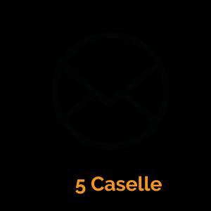 Antispam Sophos 5 caselle